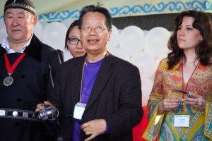 ong Tran Quang Hai tai Matxcova 6.2012