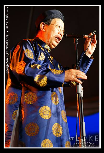 TRAN QUANG HAI at George Town Festival 2013, 29 june 2013