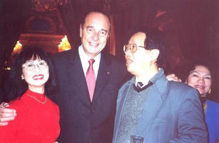 Chirac TQH BY 2002