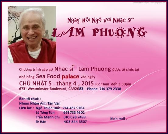 poster lam phuong