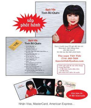 affiche bach yen cd mới