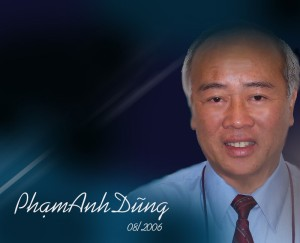 PHẠM ANH DUNG