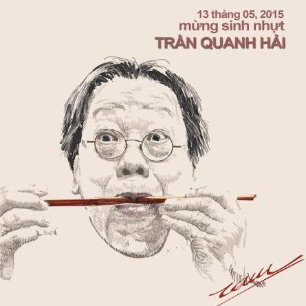 tran quang hai sinh nhut 13 mai 2015 . hình vẽ Tran quang Minh
